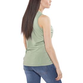 Maloja HalfingM. - Camisa sin mangas Mujer - verde/Multicolor